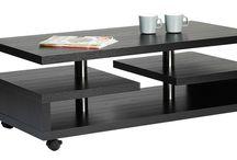 Stue / sofabord, TV-benk og oppbevaring