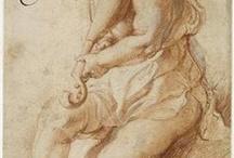Rubens / Van Dyck / My two favorite Flemish painters!
