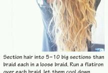 hair fashion / This is the hair colour I want..
