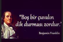 Benjamin Fraklin