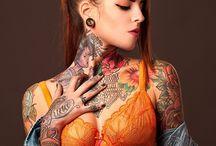 Tattoo Sexy Girls