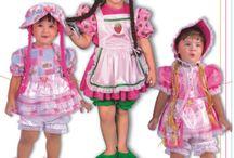 Disfraces de muñeca