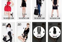 THE OUTNET / To underline their position as the most fashionable fashion outlet, Pod1 launched a rich media display campaign for this NET-A-PORTER outlet site.   We created interactive banners to showcase their fashion categories, with users able to purchase the featured products, pulling in alternates when products were sold out.