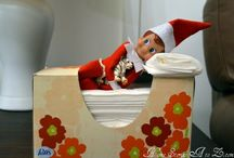 Elf On A Shelf Ideas / by Carolyn Ford Brownell