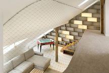 {architecture} Prague Loft