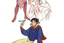 Just gender-sweped Disney ♥