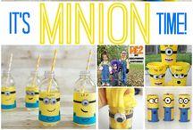 Minions everywhere!!