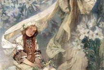 About Art Deco, Art Nouveau, Jugend