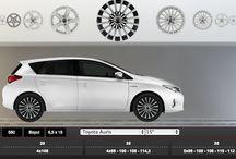 Carre Wheels / Populer Wheels