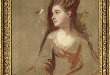 Malarstwo dawne XVIII
