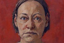 Artyści&Artystki - autoportrety / Artists self portraits