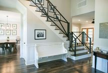 House // HH stairs
