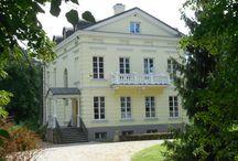 Chruściechów - Pałac
