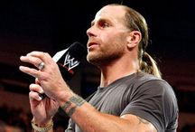 WWE Shawn Michaels / Ask any Superstar on the WWE roster who the most gifted sports-entertainer of all time is and nearly everyone will have the same answer — Shawn Michaels.