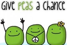Peas Please :) / by Pam Fate