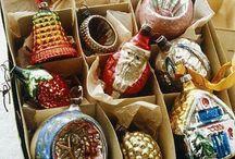 Polish - Vintage Christmas Ornaments
