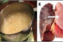 Remedios caseiros: limpa pulmão