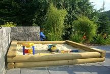 diy Kindesgartengestaltung und Sandspielplatz gestalten