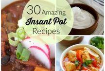 Instant Pot Cooking