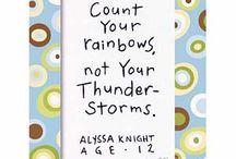 cute sayings / by Aimee Woods