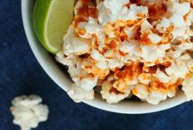 Recipes { Popcorn } / by Charmios