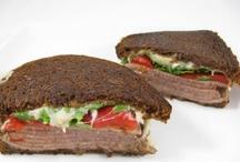 Sandwiches -Hot