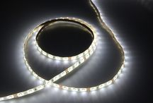 LED Tape / Probably the most versatile type of lighting you can find. A collection of ours and other images of LED tape light.