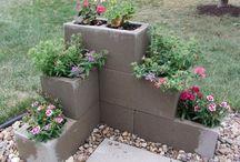 Bessel block planters