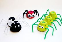 spider creative ideas