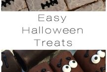 Halloween treats