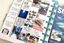 Planner/Journal Ideas