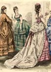 1870-1880 fashion / by Stacey Conner
