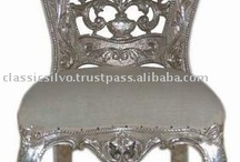 Silver Furniture in India / We are manufacture and exporter of silver furniture in India. We are also manufacturing Bone Furniture, Mother of Pearl /furniture, Wooden Furniture, Metal Furniture.