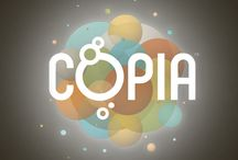 Copia / Copia is a socially-‐driven digital content platform that is helping educators, publishers and students unlock the power of digital and non-‐digital educational material through the use of an integrated platform that marries and unifies people and content through a socially driven learning environment.