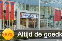 A-Meubel / Sinds 1992 de plek in Nederland waar iedereen terecht kan voor de mooiste woonkamers, bankstellen en meubels voor de scherpste prijzen! Iedereen is van harte welkom in onze showrooms in Amersfoort en Delft!