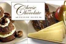 CHEESE-WINE-CHOCOLATE PAIRINGS / by Amanda Neumeier-Kist