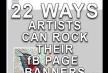 Art Biz Tips / Ideas, tips, how tos... all related to being an artist in business.