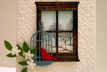 karty z oknami i drzwiami