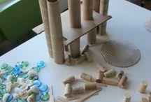 Constructive/creative play ideas