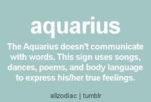 Aquarian / Proud to be an Aquarian