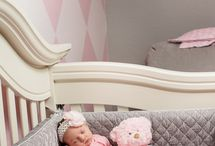 Gray and Pink Baby Rooms / by Saige Nicoles