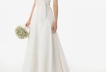 Spring Summer Wedding Dresses / Follow the latest spring & summer wedding dresses fashion for your outdoor wedding!!!