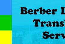 Berber Translation Resources