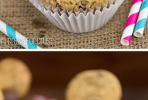 Cupcakes I love / Recipes