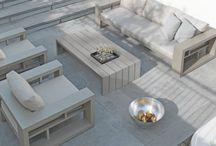 Borek collection / Borek garden furniture. Available at curiosa. www.curiosaportugal.com