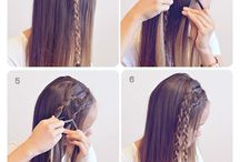 Hairstyles / Follow us for more! This board has cute and easy hairstyles! Follow us!
