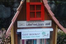 Little Free Libraries / by Penny Mixhau