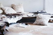 Home Fur-nishings / Fur for the home and for all to enjoy! / by Koslows Furs