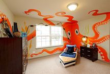 Coopers Toddler Room / by Katie McGee