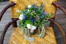Natural Beauty / Rustic Natural Beauty Wedding